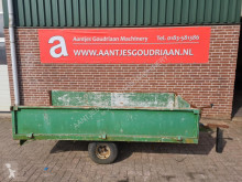 Transportkar malzeme taşıma platformu ikinci el araç
