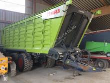 Remolque agrícola volquete monocasco agrícola Claas 760 TRIDEM TREND Häcksel Transportwagen