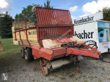 Reboque agrícola Reboque autocarregadora Krone Titan 6/36 D