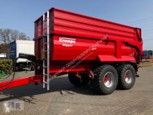 Remolque agrícola volquete monocasco Krampe SK550 Hardox Interne Nr. 80302