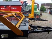Remolque agrícola Plataforma forrajera Wielton PRS 12 to
