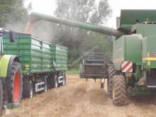 Remolque agrícola volquete con cortina DSK 16