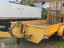 Reboque porta-máquinas Obermaier T100 Tieflader