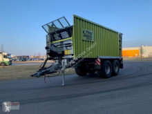 Remolque agrícola Fliegl Gigant ASW 271 Green Tec remolque con descarga por empuje usado