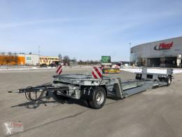 Remolque agrícola caja abierta portamaterial Fliegl ZTS 200