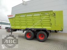 Transport Claas CARGOS 750 système Ampliroll caisson occasion