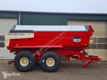 Remolque agrícola Beco Maxxim 240 XL volquete monocasco usado
