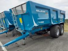 Rolland Remorque benne monocoque agricole ROLLSPEED RS 6332 RS6332 benne monocoque neuf