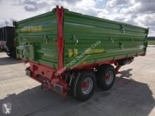 Remolque agrícola Pronar T663/2 volquete con cortina nuevo