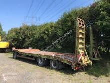 Remolque agrícola ATU 3 - 30 S // 30 to. Tieflader caja abierta portamaterial usado
