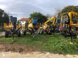 Remolque agrícola Remolque forestal 6 - 17 Tonnen