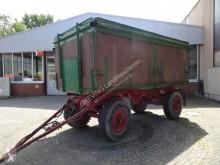 Remolque agrícola volquete monocasco agrícola Langendorf Zweiseiten.- Luftkipper, 12 to ges. Gewicht,