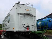Semi remorque Legras Industrie SBS222 -F LKW Schubboden benne occasion