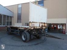 Zemědělský návěs Sommer AW 200VL 18 to Flachwagen použitý