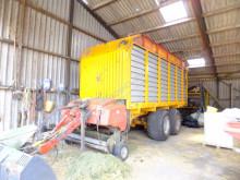 Reboque agrícola Reboque autocarregadora Veenhuis combi 2000