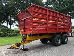 Distribución de forraje Remolque distribuidor Schuitemaker siwa 180