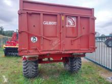 Reboque agrícola reboque basculante Gilibert PROFI 1010