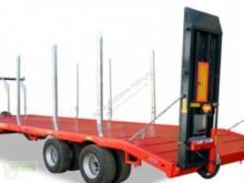 Reboque agrícola reboque porta-máquinas ZZG 30