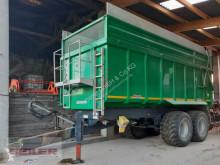 Remolque agrícola volquete monocasco WTK 21T 35m³