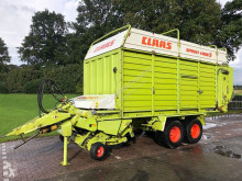 Reboque agrícola Reboque autocarregadora Claas Sprint 4000S