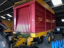 Reboque agrícola Reboque autocarregadora Schuitemaker 125S Opraapwagen