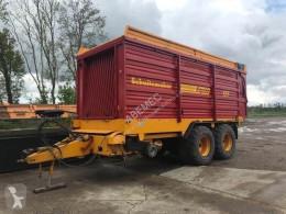 Reboque agrícola Reboque autocarregadora Schuitemaker Rapide 155