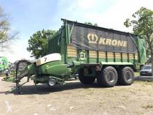 Reboque agrícola Reboque autocarregadora Krone ZX 450 GD