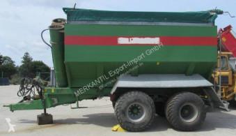 Remolque agrícola Bergmann GTW25 remolque para trasbordo usado