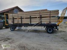 Remolque agrícola Plataforma forrajera Wielton PRS 16 to