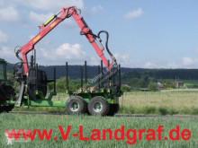 Remorque forestière Pronar T 644/1