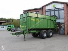 Remolque agrícola volquete monocasco agrícola Fortuna FTM 160