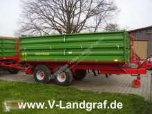 Remolque agrícola volquete con cortina Pronar T 663/2