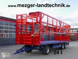 Futterverteilwagen BW 24-H, Ballenwagen mit Hydr. Ladungssicherung
