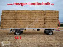 Piattaforma foraggio Ballenwagen 14 t (T608/2 EU) 9,27 m