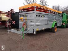 Remolque agrícola Joskin RDS 6000 usado