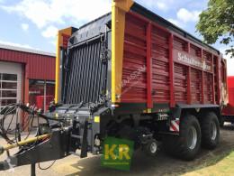 Reboque agrícola Reboque autocarregadora Rapide 6600S Silagewagen