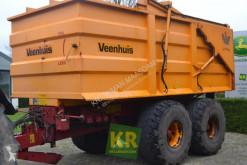 Reboque agrícola Veenhuis JVBB 16.5 m3 reboque basculante usado