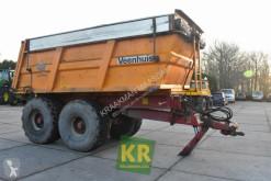 Reboque agrícola Veenhuis JVZK 20000 reboque basculante usado