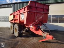 Преглед на снимките Селскостопанско ремарке Beco Gigant 160 kieper