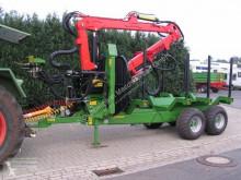 Ver las fotos Remolque agrícola Pronar Holztransportanhänger, T 644/1, NEU