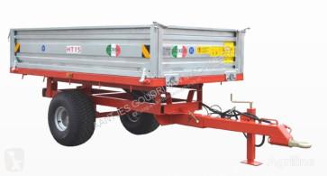 Vedere le foto Rimorchio agricolo nc Kipper 1,5 ton