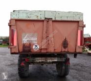 Voir les photos Remorque agricole Legras benne agricole sp 8t