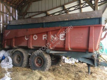 Vedere le foto Rimorchio agricolo Corne CHB 12