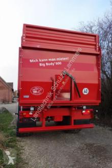 Voir les photos Remorque agricole Krampe Big Body 600