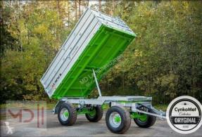 Ver las fotos Remolque agrícola MD Landmaschinen CYNKOMET Zweiachs-Dreiseitenkipper T104/6 14T