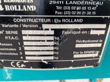 Vedere le foto Rimorchio agricolo Rolland 22-32