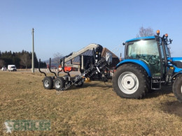 Bekijk foto's Landbouwaanhangers nc MF 850