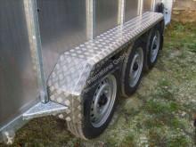 Vedere le foto Rimorchio agricolo nc L4318T Schafdeck