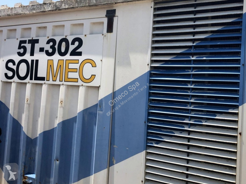 Vedeţi fotografiile Utilaj de şantier Soilmec 5T-302