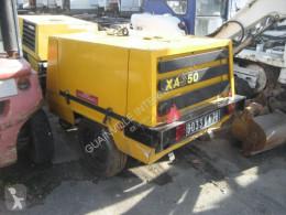 Material de obra Atlas Copco XAS 50 compresor usado